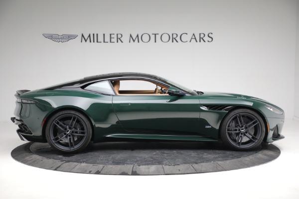 New 2020 Aston Martin DBS Superleggera Coupe for sale Sold at Alfa Romeo of Westport in Westport CT 06880 8