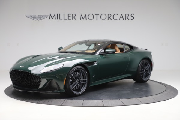 New 2020 Aston Martin DBS Superleggera Coupe for sale Sold at Alfa Romeo of Westport in Westport CT 06880 1