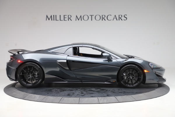 Used 2020 McLaren 600LT SPIDER Convertible for sale $249,900 at Alfa Romeo of Westport in Westport CT 06880 19