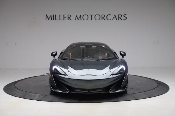 New 2020 McLaren 600LT SPIDER Convertible for sale $309,620 at Alfa Romeo of Westport in Westport CT 06880 21