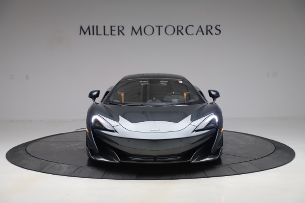 Used 2020 McLaren 600LT SPIDER Convertible for sale $249,900 at Alfa Romeo of Westport in Westport CT 06880 21