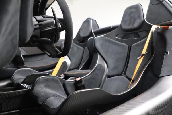 New 2020 McLaren 600LT SPIDER Convertible for sale $309,620 at Alfa Romeo of Westport in Westport CT 06880 24