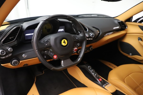 Used 2017 Ferrari 488 GTB for sale $240,900 at Alfa Romeo of Westport in Westport CT 06880 13