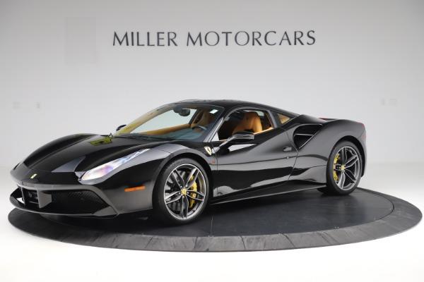 Used 2017 Ferrari 488 GTB for sale $240,900 at Alfa Romeo of Westport in Westport CT 06880 2