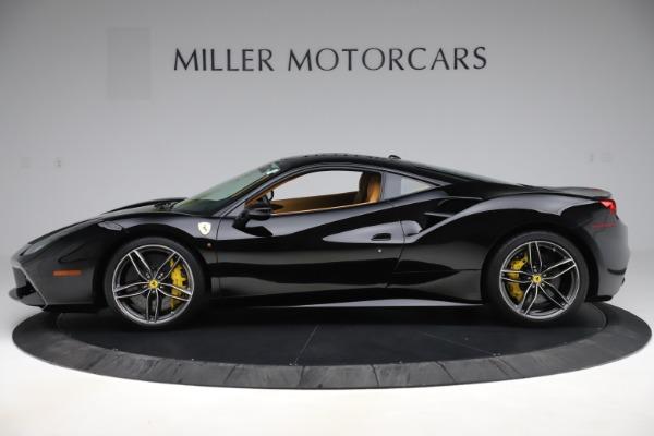 Used 2017 Ferrari 488 GTB for sale $240,900 at Alfa Romeo of Westport in Westport CT 06880 3