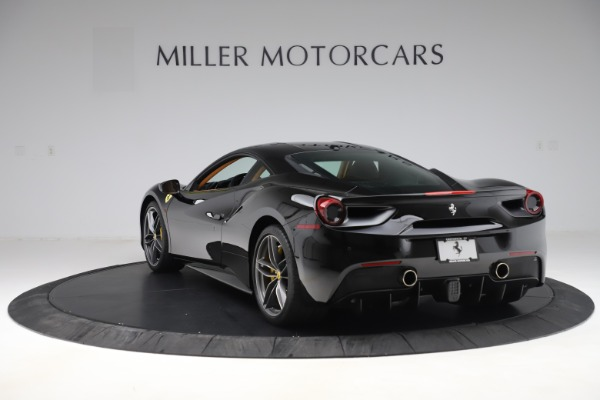 Used 2017 Ferrari 488 GTB for sale $240,900 at Alfa Romeo of Westport in Westport CT 06880 5