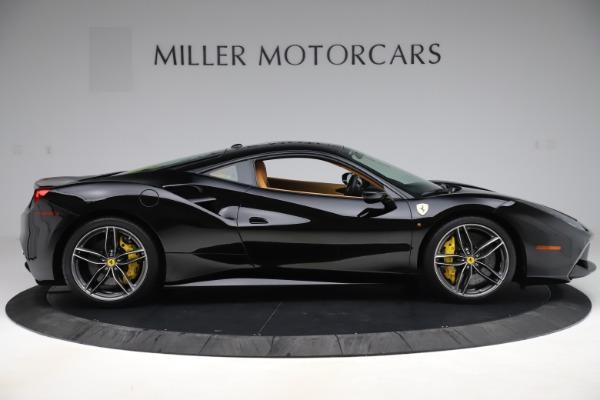 Used 2017 Ferrari 488 GTB for sale $240,900 at Alfa Romeo of Westport in Westport CT 06880 9