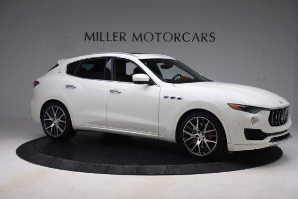 Used 2017 Maserati Levante S for sale Sold at Alfa Romeo of Westport in Westport CT 06880 10
