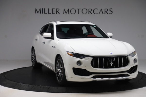 Used 2017 Maserati Levante S for sale Sold at Alfa Romeo of Westport in Westport CT 06880 11