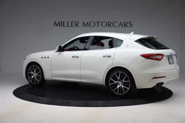 Used 2017 Maserati Levante S for sale Sold at Alfa Romeo of Westport in Westport CT 06880 4