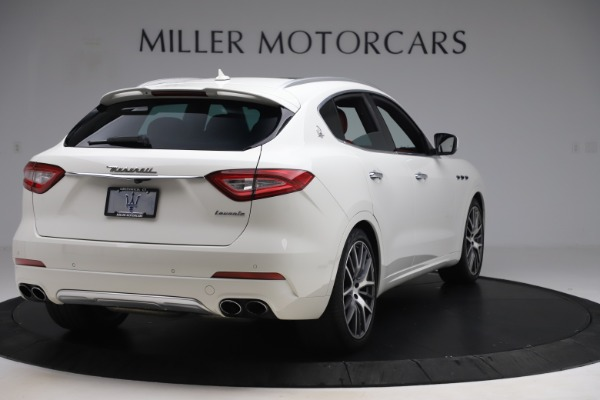 Used 2017 Maserati Levante S for sale Sold at Alfa Romeo of Westport in Westport CT 06880 7