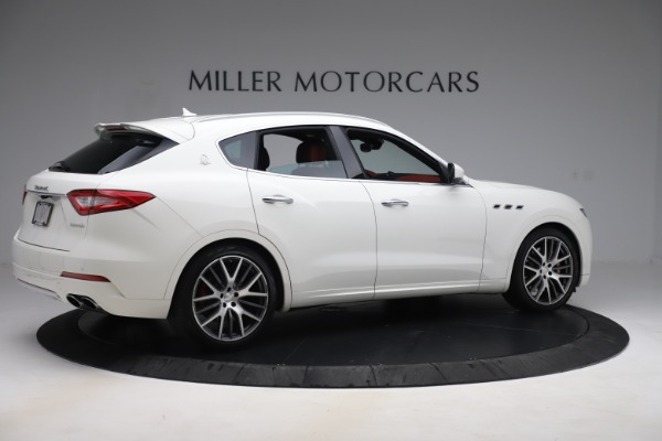 Used 2017 Maserati Levante S for sale Sold at Alfa Romeo of Westport in Westport CT 06880 8