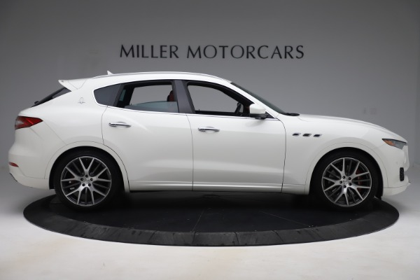 Used 2017 Maserati Levante S for sale Sold at Alfa Romeo of Westport in Westport CT 06880 9