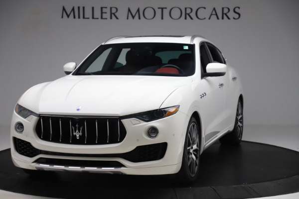 Used 2017 Maserati Levante S for sale Sold at Alfa Romeo of Westport in Westport CT 06880 1