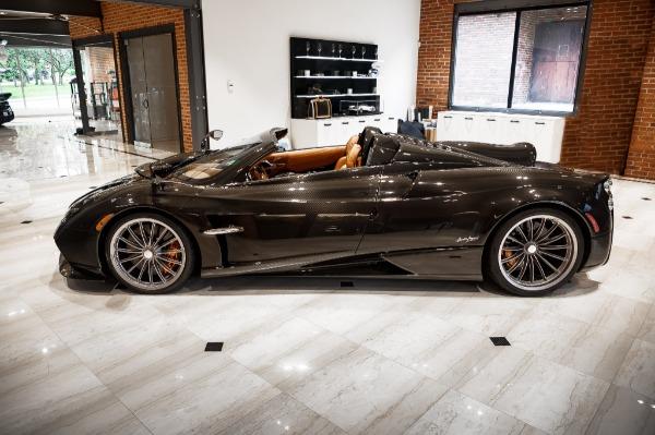 Used 2017 Pagani Huayra Roadster Roadster for sale Call for price at Alfa Romeo of Westport in Westport CT 06880 2