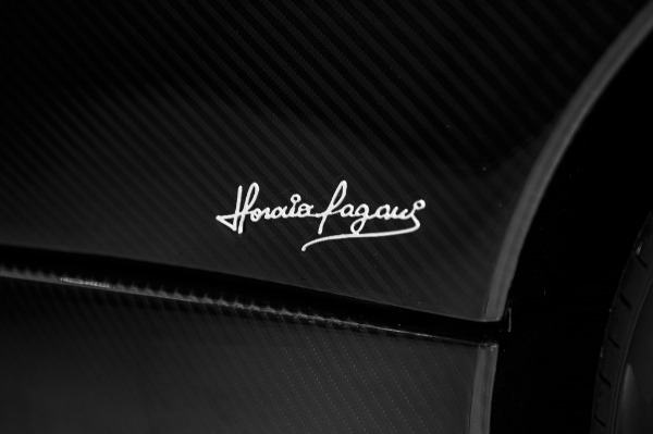 Used 2017 Pagani Huayra Roadster Roadster for sale Call for price at Alfa Romeo of Westport in Westport CT 06880 23