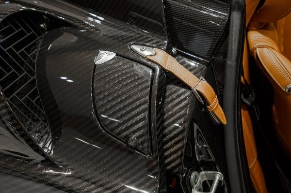 Used 2017 Pagani Huayra Roadster Roadster for sale Call for price at Alfa Romeo of Westport in Westport CT 06880 24
