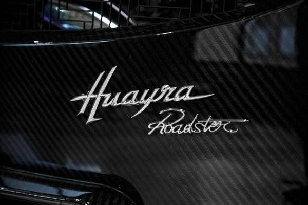 Used 2017 Pagani Huayra Roadster Roadster for sale Call for price at Alfa Romeo of Westport in Westport CT 06880 25