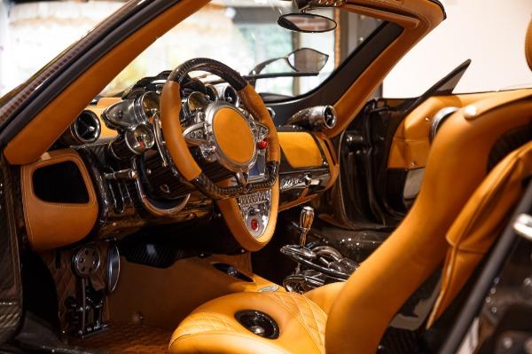 Used 2017 Pagani Huayra Roadster Roadster for sale Call for price at Alfa Romeo of Westport in Westport CT 06880 9