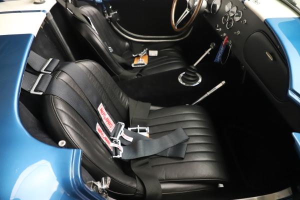 Used 1965 Ford Cobra CSX for sale Sold at Alfa Romeo of Westport in Westport CT 06880 21