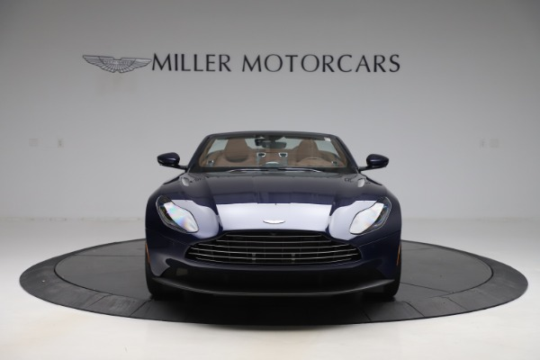 New 2020 Aston Martin DB11 Volante Convertible for sale $242,036 at Alfa Romeo of Westport in Westport CT 06880 12