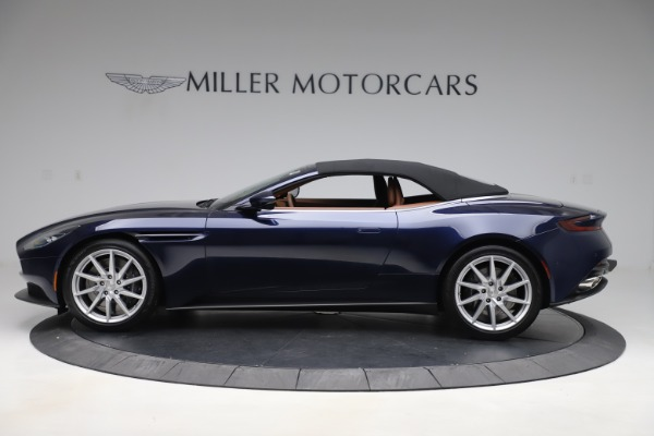 New 2020 Aston Martin DB11 Volante Convertible for sale $242,036 at Alfa Romeo of Westport in Westport CT 06880 14