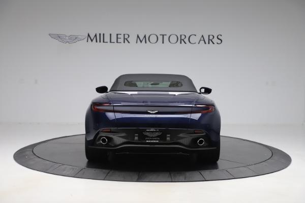 New 2020 Aston Martin DB11 Volante Convertible for sale $242,036 at Alfa Romeo of Westport in Westport CT 06880 17