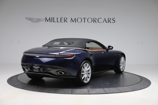 New 2020 Aston Martin DB11 Volante Convertible for sale $242,036 at Alfa Romeo of Westport in Westport CT 06880 18