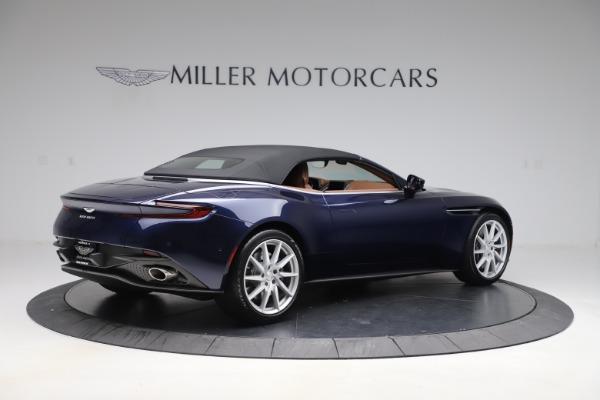 New 2020 Aston Martin DB11 Volante Convertible for sale $242,036 at Alfa Romeo of Westport in Westport CT 06880 19