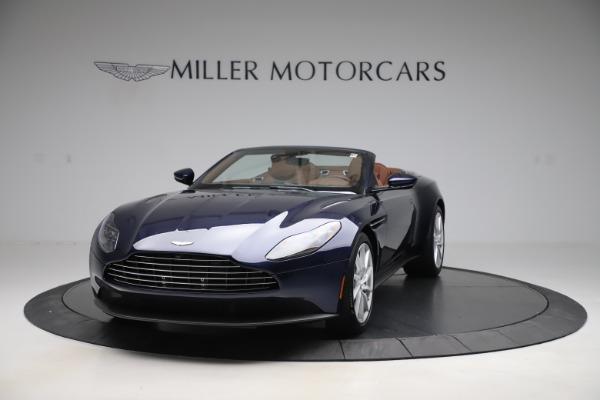 New 2020 Aston Martin DB11 Volante Convertible for sale $242,036 at Alfa Romeo of Westport in Westport CT 06880 2
