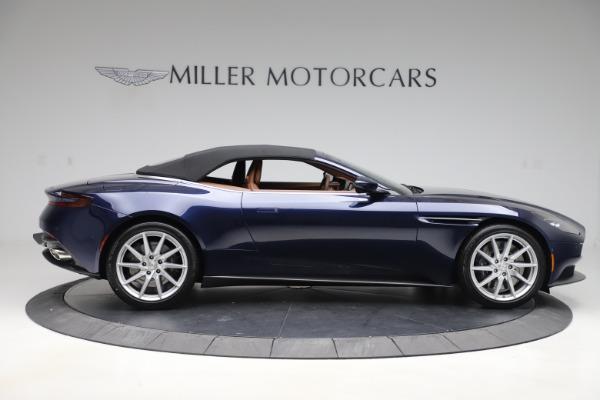New 2020 Aston Martin DB11 Volante Convertible for sale $242,036 at Alfa Romeo of Westport in Westport CT 06880 20