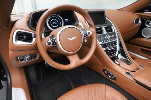New 2020 Aston Martin DB11 Volante Convertible for sale $242,036 at Alfa Romeo of Westport in Westport CT 06880 22