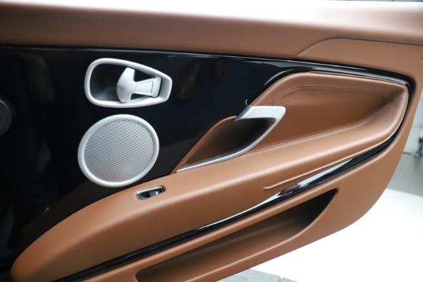 New 2020 Aston Martin DB11 Volante Convertible for sale $242,036 at Alfa Romeo of Westport in Westport CT 06880 27