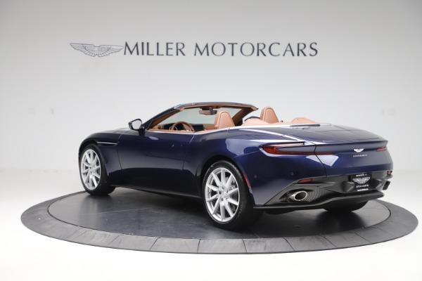 New 2020 Aston Martin DB11 Volante Convertible for sale $242,036 at Alfa Romeo of Westport in Westport CT 06880 4