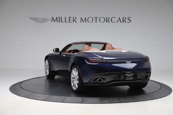 New 2020 Aston Martin DB11 Volante Convertible for sale $242,036 at Alfa Romeo of Westport in Westport CT 06880 5