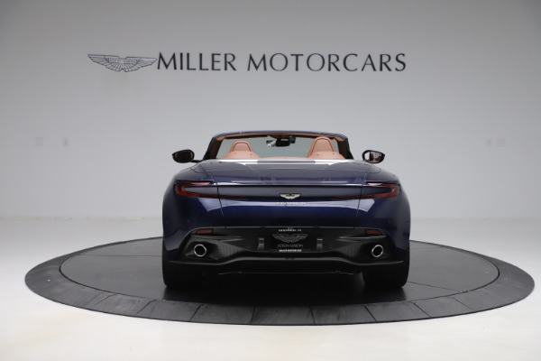 New 2020 Aston Martin DB11 Volante Convertible for sale $242,036 at Alfa Romeo of Westport in Westport CT 06880 6
