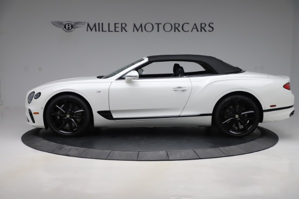 New 2020 Bentley Continental GTC V8 for sale $277,915 at Alfa Romeo of Westport in Westport CT 06880 10