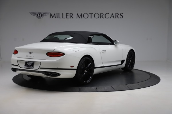 New 2020 Bentley Continental GTC V8 for sale $277,915 at Alfa Romeo of Westport in Westport CT 06880 12