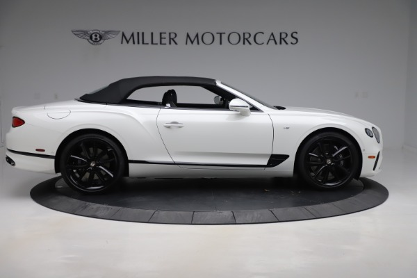 New 2020 Bentley Continental GTC V8 for sale $277,915 at Alfa Romeo of Westport in Westport CT 06880 13