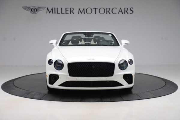 New 2020 Bentley Continental GTC V8 for sale $277,915 at Alfa Romeo of Westport in Westport CT 06880 15