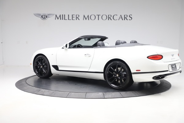 New 2020 Bentley Continental GTC V8 for sale $277,915 at Alfa Romeo of Westport in Westport CT 06880 16