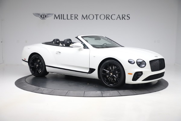 New 2020 Bentley Continental GTC V8 for sale $277,915 at Alfa Romeo of Westport in Westport CT 06880 18