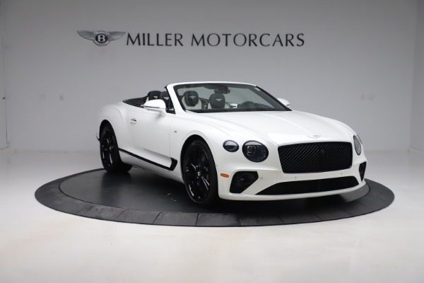 New 2020 Bentley Continental GTC V8 for sale $277,915 at Alfa Romeo of Westport in Westport CT 06880 19