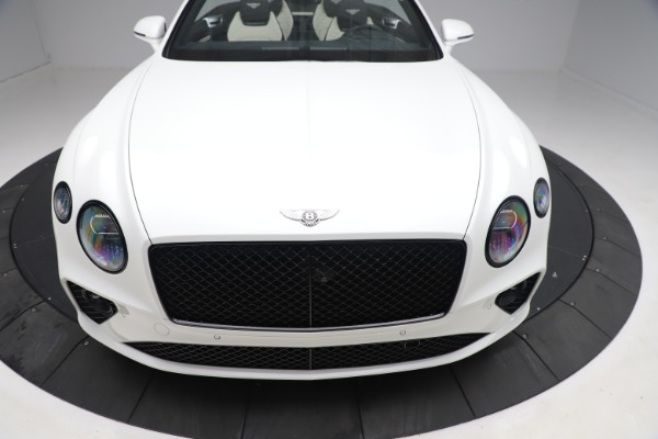 New 2020 Bentley Continental GTC V8 for sale $277,915 at Alfa Romeo of Westport in Westport CT 06880 20