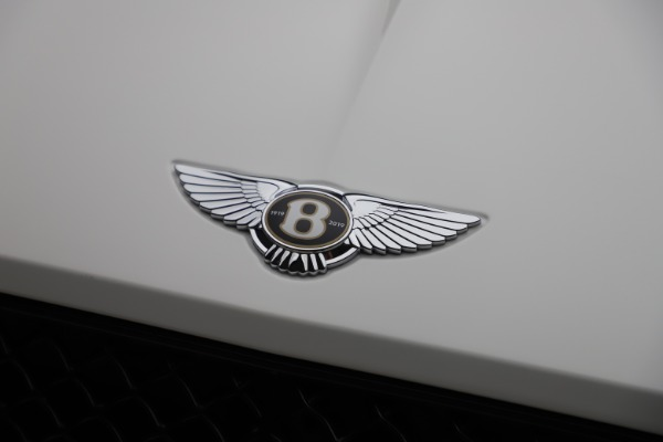New 2020 Bentley Continental GTC V8 for sale $277,915 at Alfa Romeo of Westport in Westport CT 06880 21