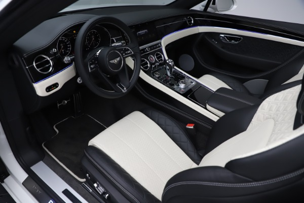 New 2020 Bentley Continental GTC V8 for sale $277,915 at Alfa Romeo of Westport in Westport CT 06880 26