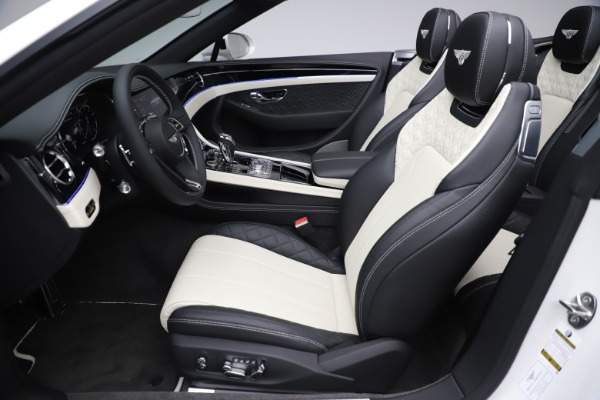 New 2020 Bentley Continental GTC V8 for sale $277,915 at Alfa Romeo of Westport in Westport CT 06880 27