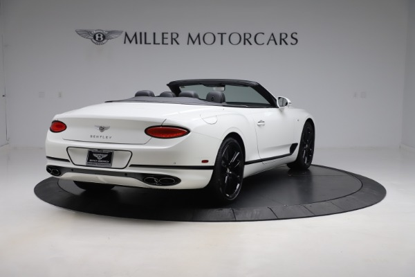 Used 2020 Bentley Continental GTC V8 for sale $277,915 at Alfa Romeo of Westport in Westport CT 06880 6