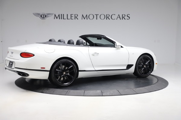 Used 2020 Bentley Continental GTC V8 for sale $277,915 at Alfa Romeo of Westport in Westport CT 06880 7