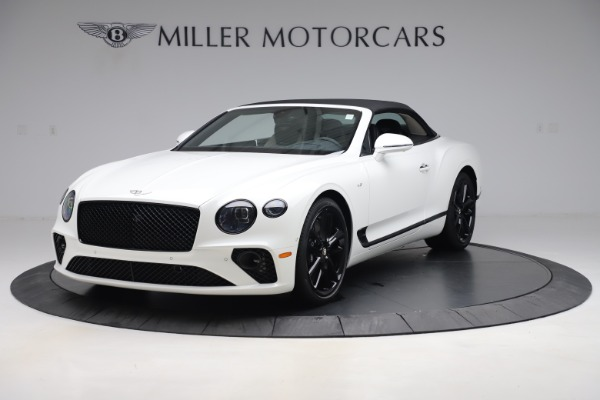 New 2020 Bentley Continental GTC V8 for sale $277,915 at Alfa Romeo of Westport in Westport CT 06880 8